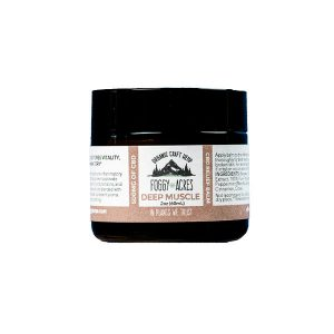 Foggy Acres - Deep Muscle Relief Balm Full Spectrum 500mg