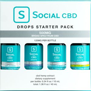Social CBD Starter packs