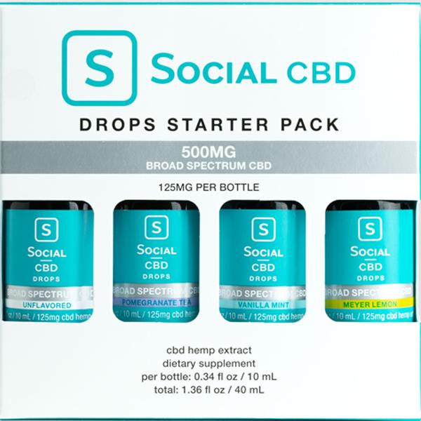 Social CBD Starter packs