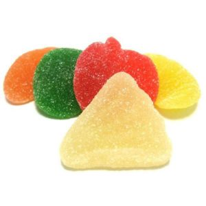 CBD Infusionz Fruit Mix Gummies